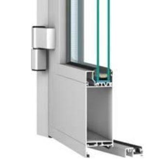 Aluminium-Ytterdörrar-ECONOLINE