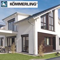 EXKLUSIVA KOMMERLING PVC FÖNSTER FRÅN POLEN