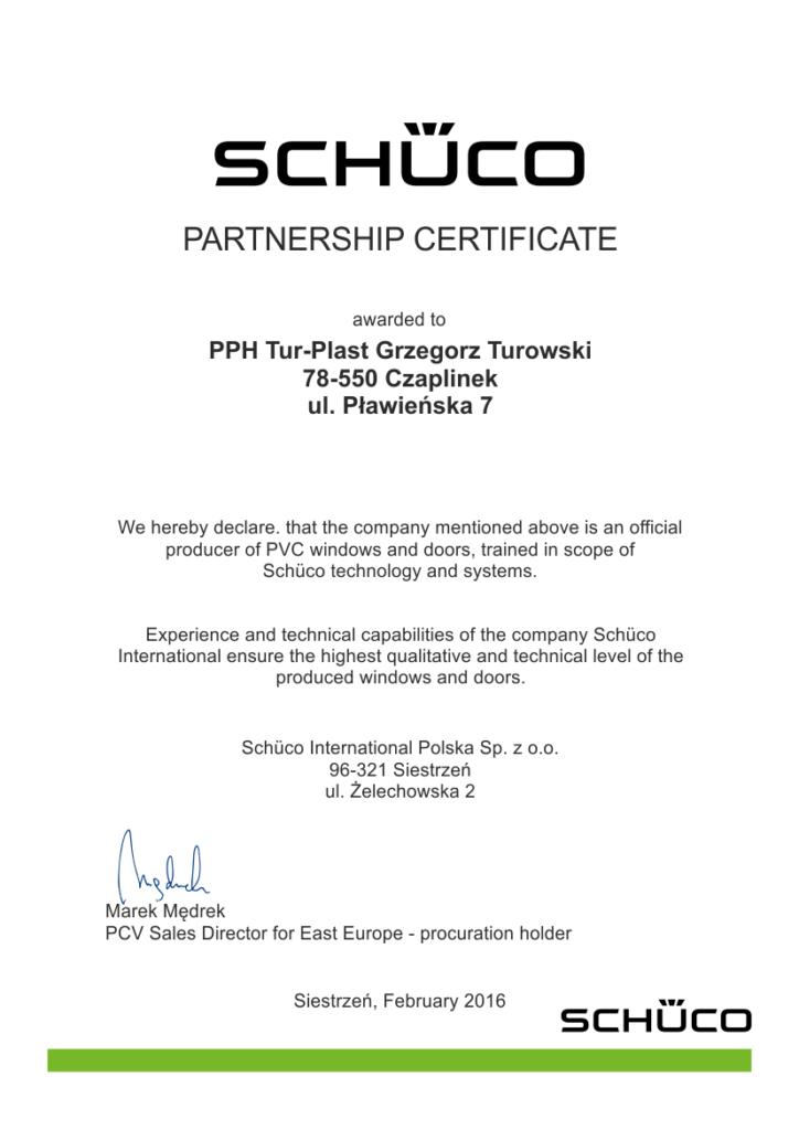 SCHUCO-certifikat-tillverkaren-fönster-fran-Polen