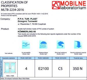 FÖNSTER-PVC-POLEN-kommerling-88-certifikat